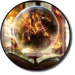 Outils de Voyance • Divination Tools