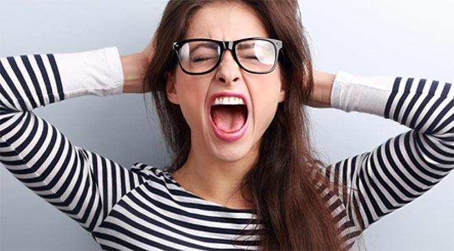 Enragée, Stressée, Frustrée …?  CINQ trucs pour changer d'air!