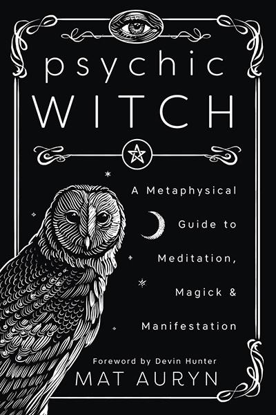 L'Ermite critique : Psychic Witch par Mat Auryn