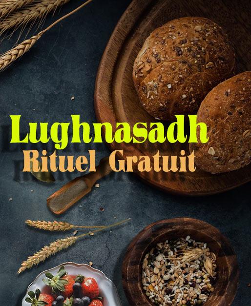 Célébrez Lughnasadh, la fête du blé et des premiers fruits!
