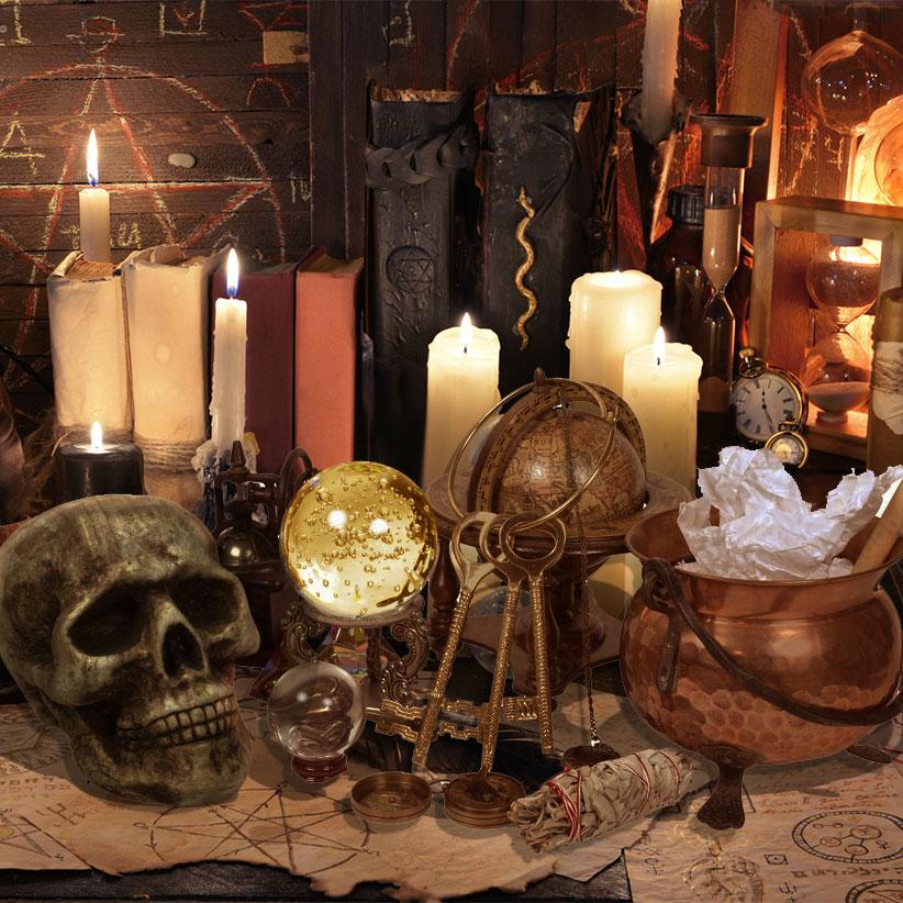 Comment nettoyer vos outils divinatoires?
