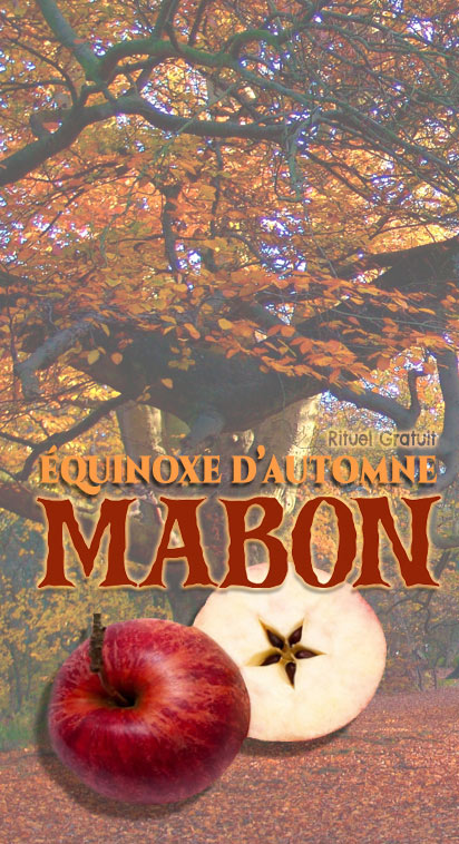 Rituel gratuit pour Mabon